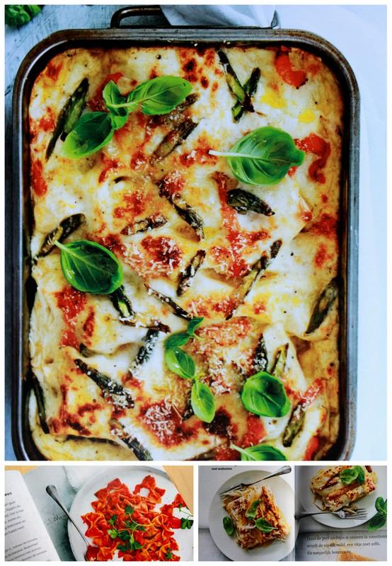 Pasta, risotto en gnocchi - Janneke Philippi
