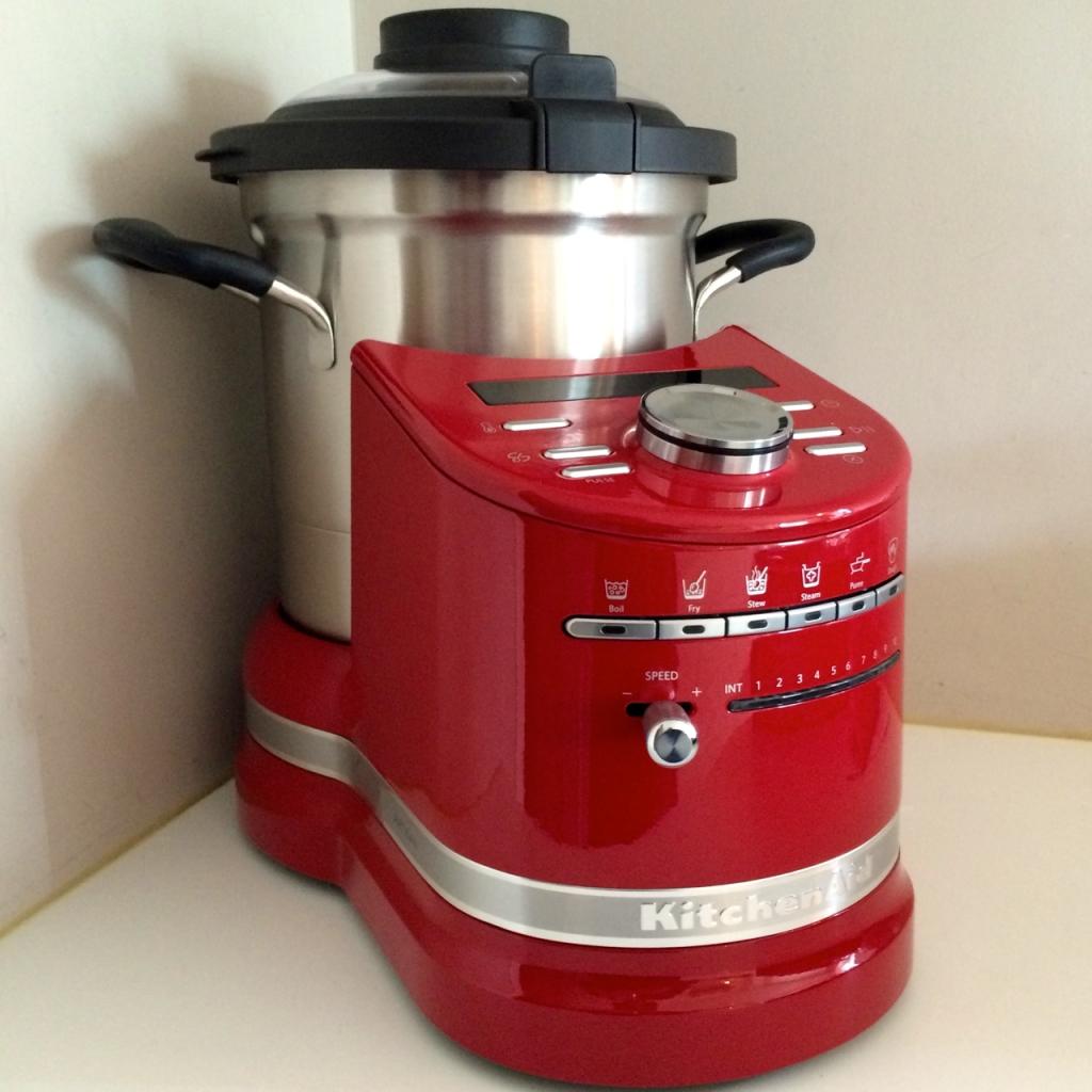 Kitchenaid Cookprocessor