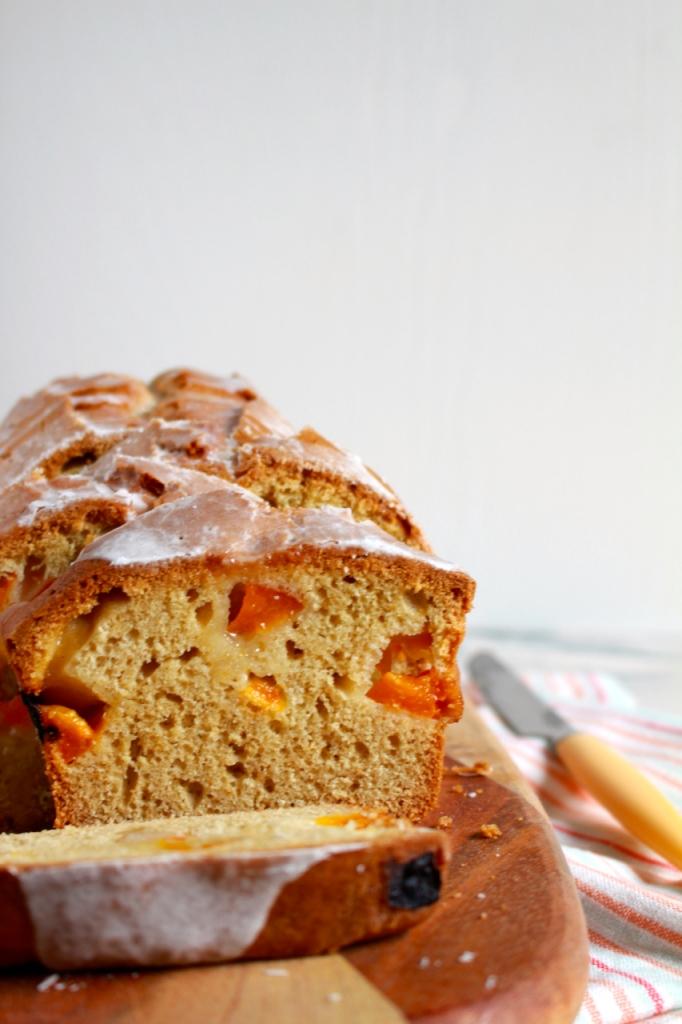 abrikozencake Lepeltje lekker Janneke Philippi