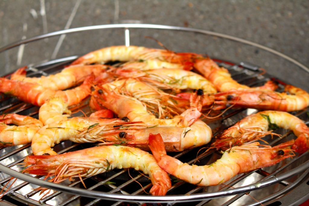 Gamba's grillen / www.eenlepeltjelekkers.be