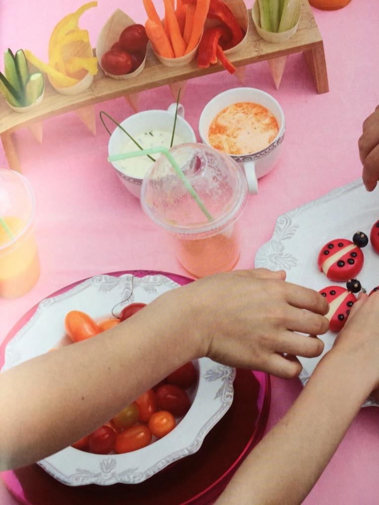 Ik kook gezond voor mijn kind - kinderfeestjes - prof. Kristel De Vogelaere