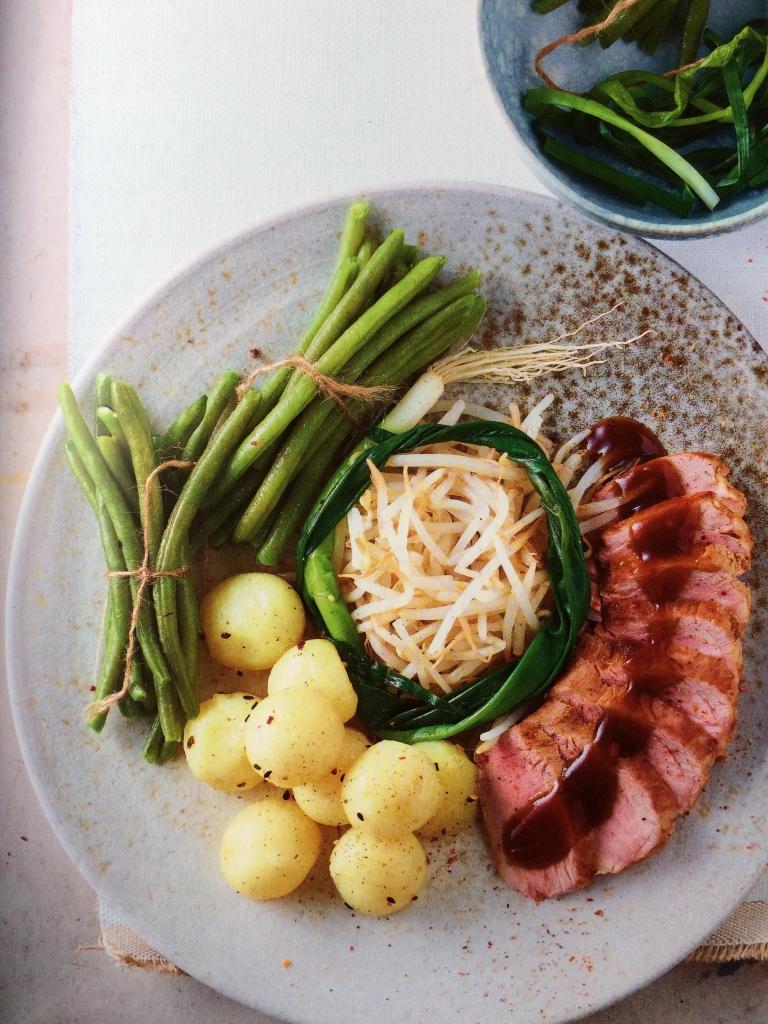Ik kook gezond voor mijn kind - prof. Kristel De Vogelaere - Avondmaal / www.eenlepeltjelekkers.be