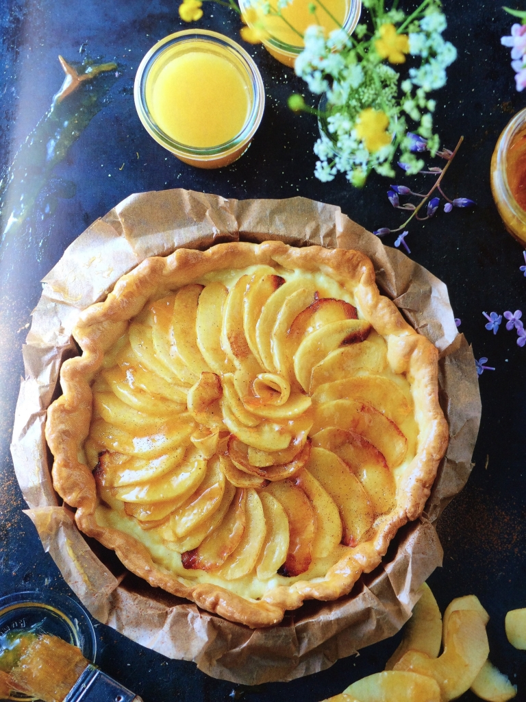 Ik kook gezond voor mijn kind - Appeltaart - prof. Kristel De Vogelaere / www.eenlepeltjelekkers.be