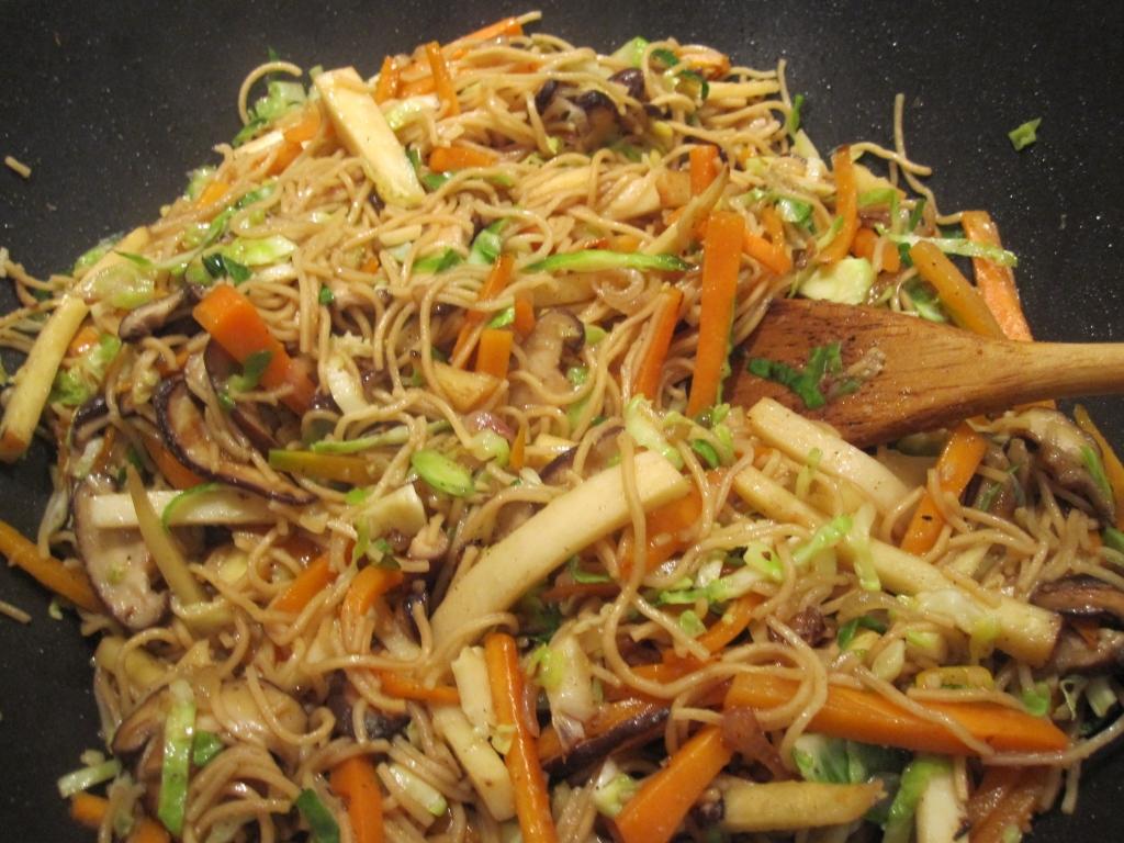 Winterse wok