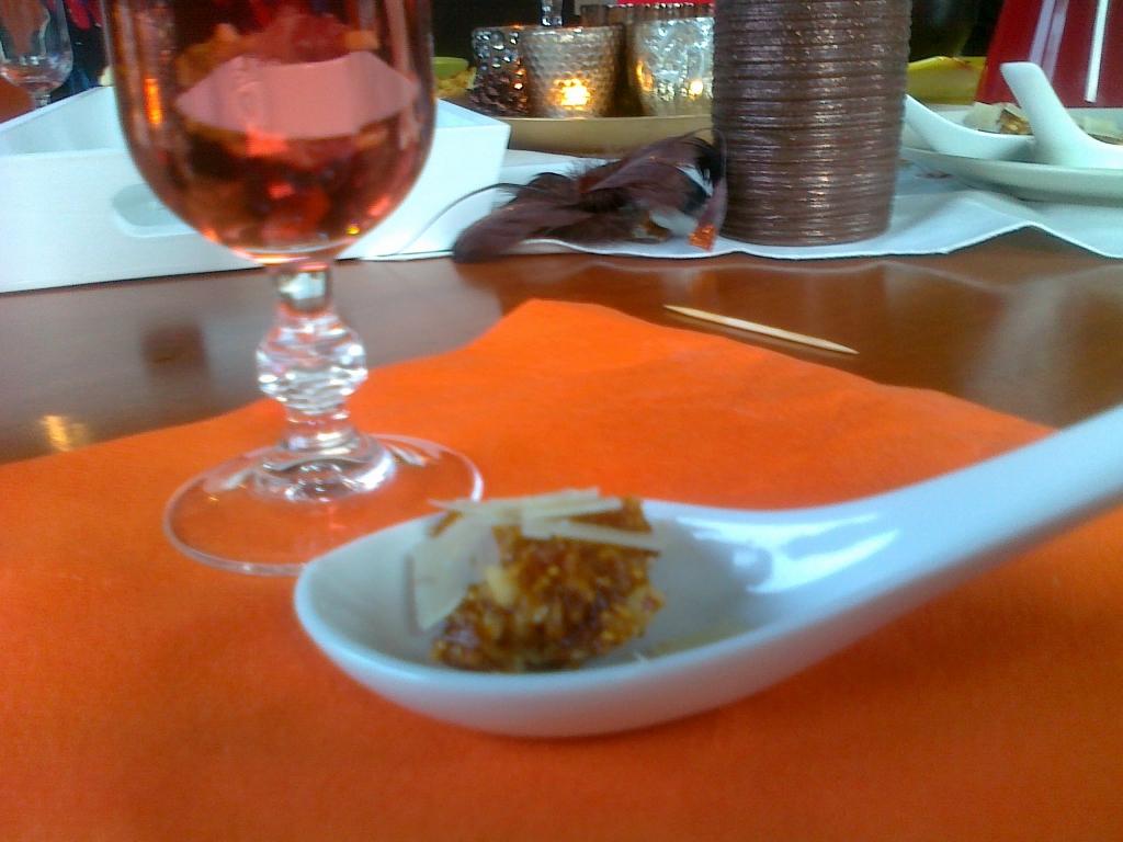 Vijgengehakt met pecorino