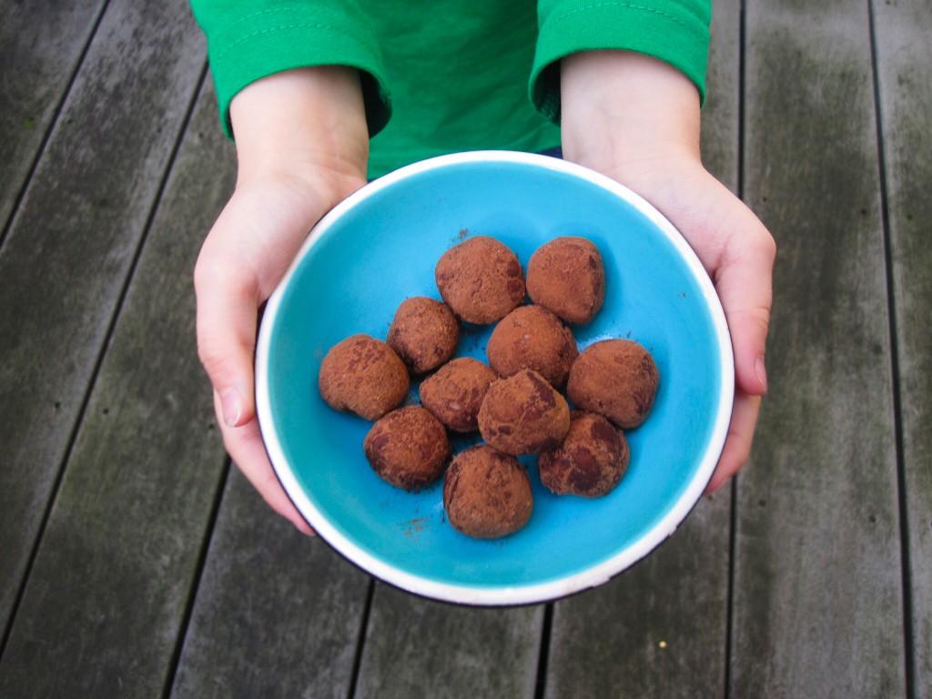 Zelfgemaakt lekkers voor sinterklaas: Marsepeinen patatjes voor sinterklaas
