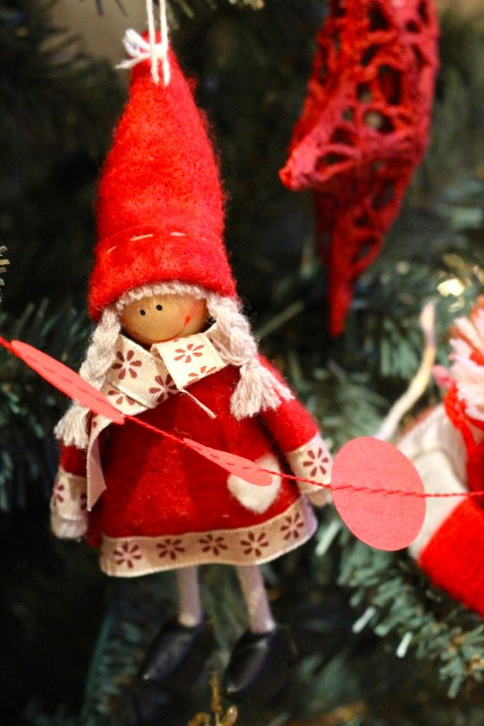 Kerstpoppetje