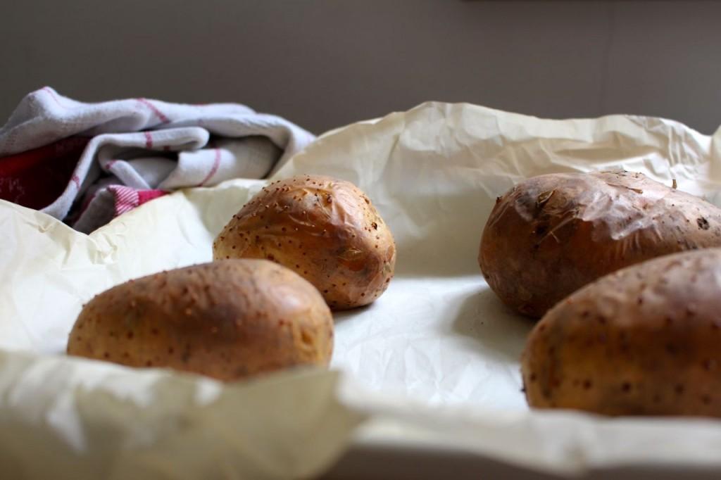 Aardappels 1u poffen