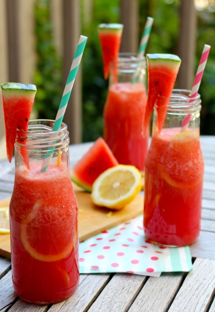 Watermeloenlimonade