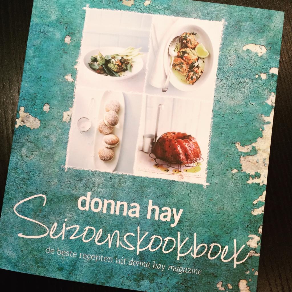 Seizoenskookboek van Donna Hay