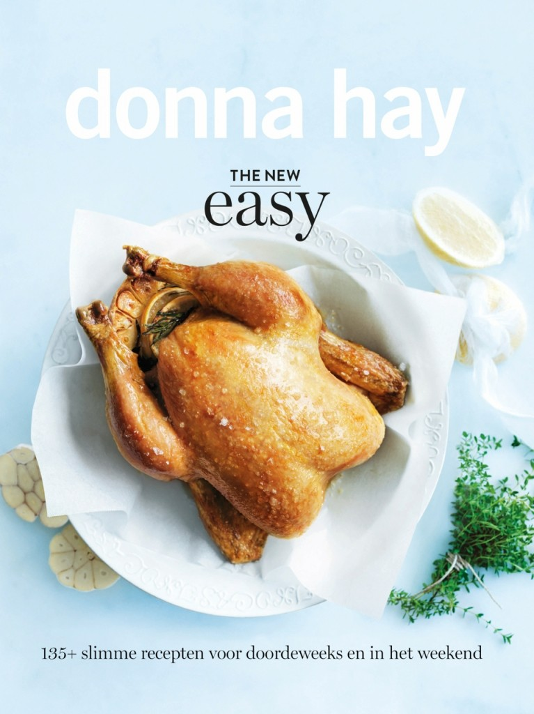 """The new easy"" Donna Hay"
