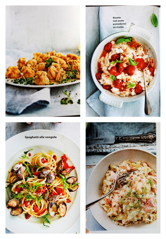 Pasta, risotto en gnocchi – Janneke Philippi