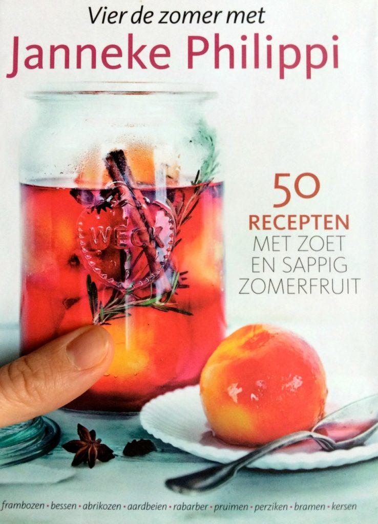 Vier de zomer - Janneke Philippi
