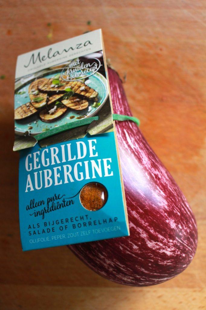 Melanza aubergine / www.eenlepeltjelekkers.be