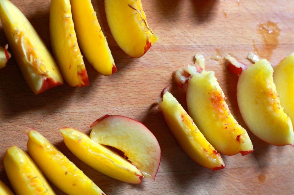 Nectarine / www.eenlepeltjelekkers.be