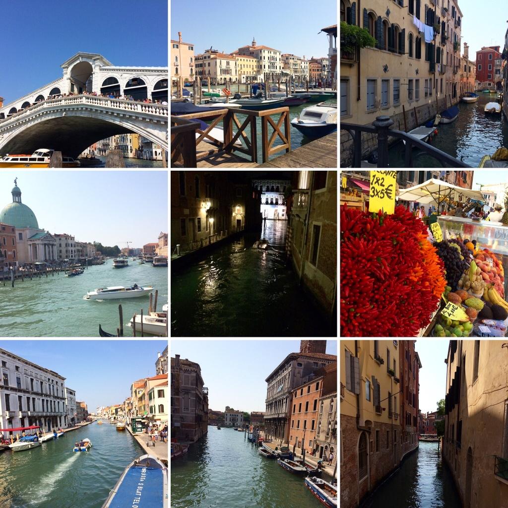 Venetië met Barilla / www.eenlepeltjelekkers.be