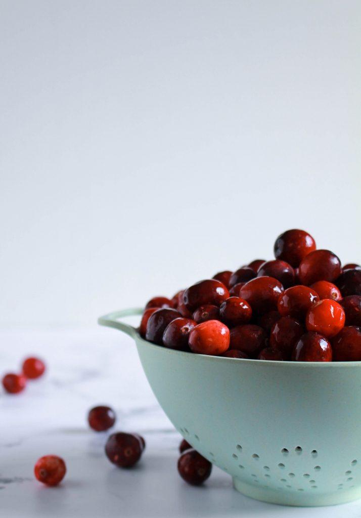 Cranberry's / Veenbessen / www.eenlepeltjelekkers.be