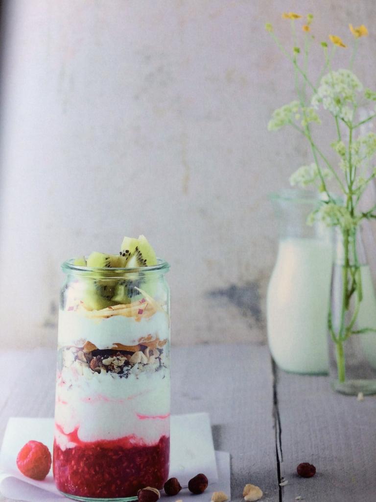 Ik kook gezond voor mijn kind - Ontbijt - prof. Kristel De Vogelaere / www.eenlepeltjelekkers.be
