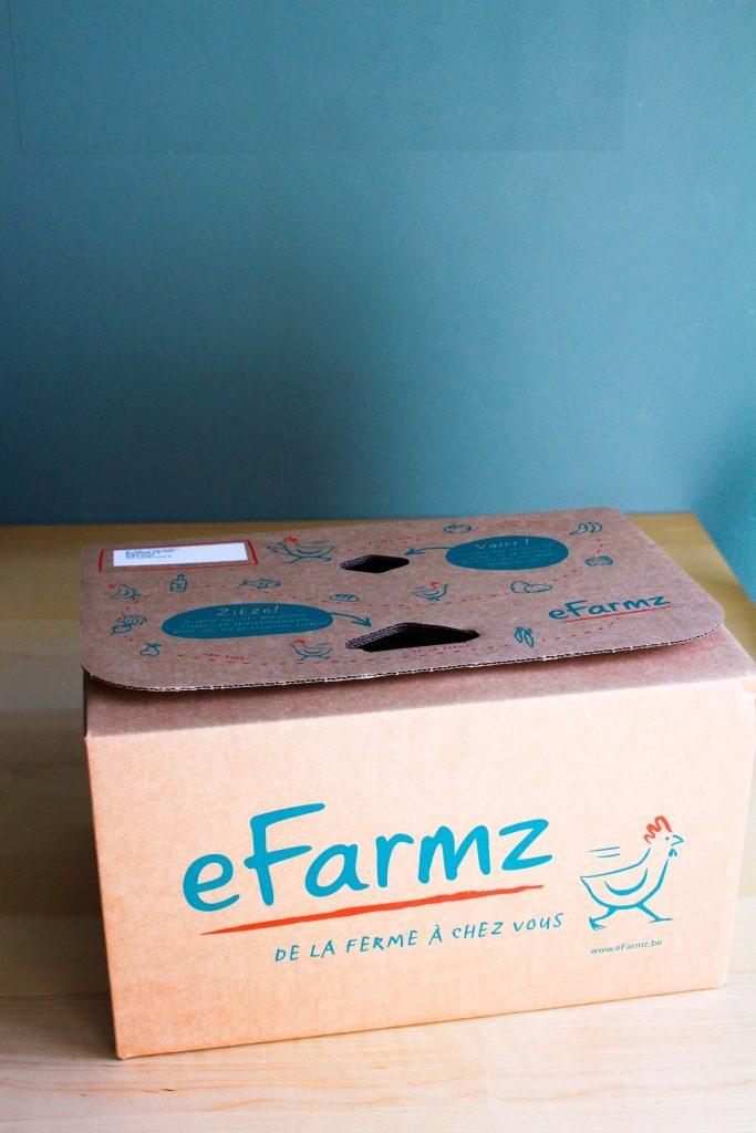 eFarmz doos / www.eenlepeltjelekkers.be