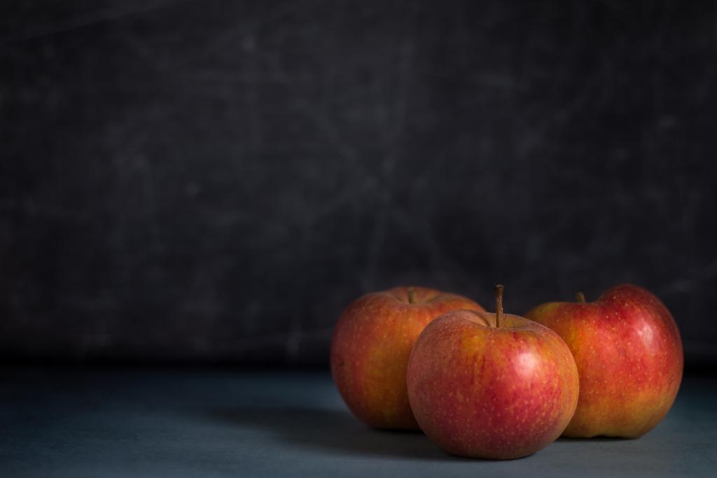 Belle de Boskoop appels / www.eenlepeltjelekkers.be