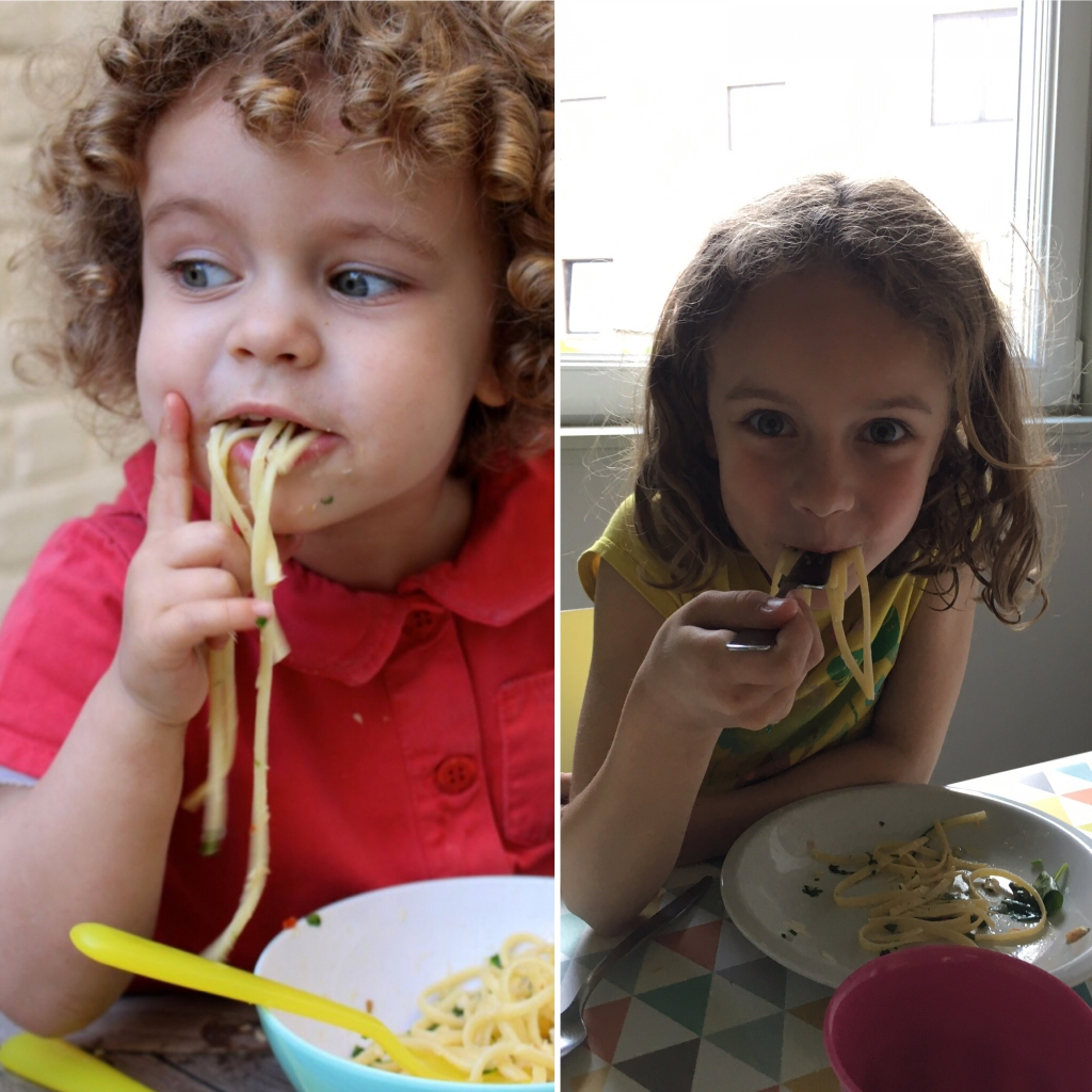 Linguine_3 jaar later