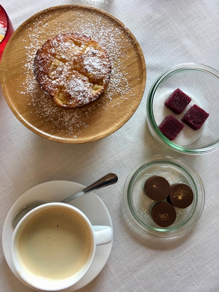Koffie bij De Vijf Seizoenen / www.eenlepeltjelekkers.be