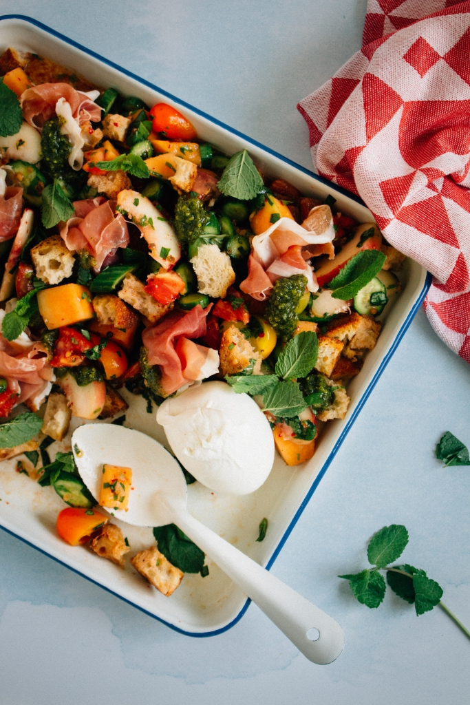 De lekkerste salades voor de hittegolf: 13 recepten