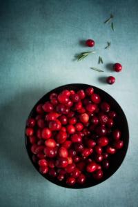 Cranberry's / www.eenlepeltjelekkers.be