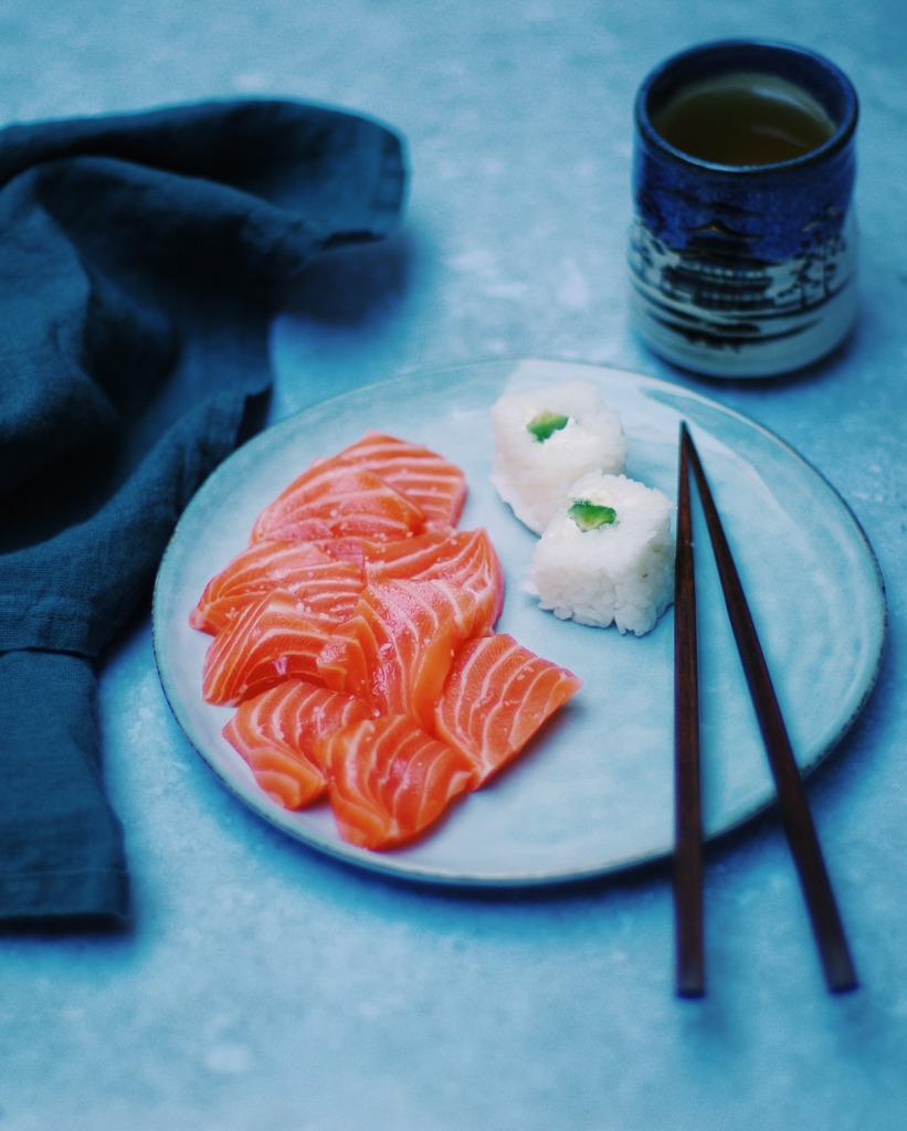 sashimi_unsplash / www.eenlepeltjelekkers.be