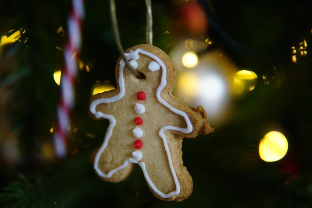 Feesttradities Must Be Yummie - gingerbread man