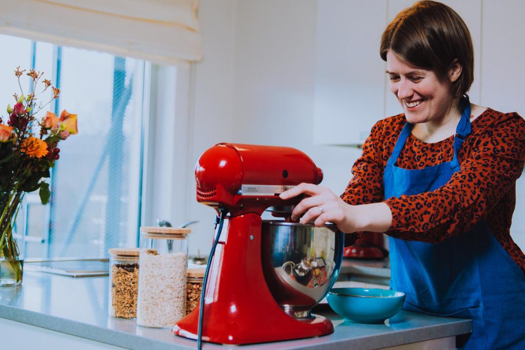 The baking foodstylist - Anja bakt
