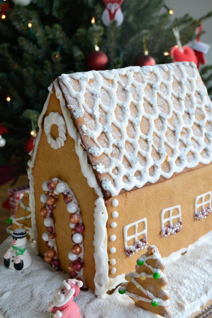 The baking foodstylist - Peperkoekenhuisje
