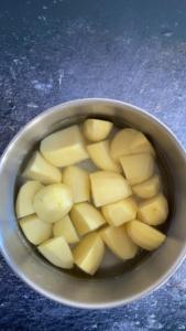 Kook de aardappels gaar / www.eenlepeltjelekkers.be