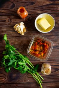 Tomatenboter ingrediënten / www.eenlepeltjelekkers.be