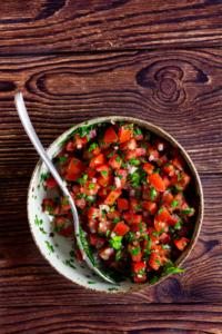Tomatensalsa / www.eenlepeltjelekkers.be