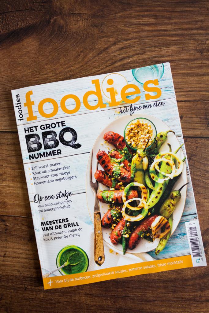 Foodies magazine juni 2021 / www.eenlepeltjelekkers.be