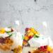Eenvoudig dessert met mango en passievrucht / www.eenlepeltjelekkers.be