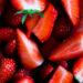 Aardbeien - close-up / www.eenlepeltjelekkers.be
